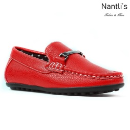 TY-k1711 red Zapatos por Mayoreo Wholesale kids shoes Nantlis Bonafini Shoes Tonys