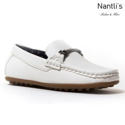 TY-k1711 white Zapatos por Mayoreo Wholesale kids shoes Nantlis Bonafini Shoes Tonys