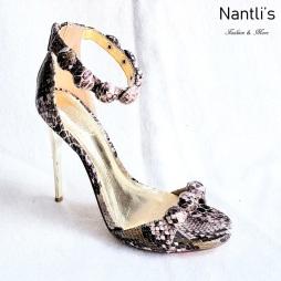 Zapatos de Mujer MC-Achelois Multi-Beige Women Shoes Nantlis Mayoreo Wholesale