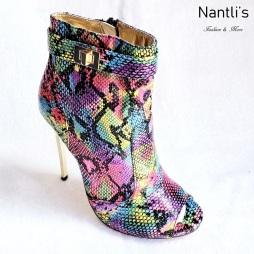 Zapatos de Mujer MC-Adamarys Pink Snake Women Shoes Nantlis Mayoreo Wholesale