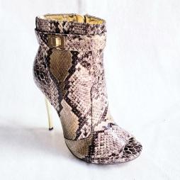 Zapatos de Mujer MC-Adamarys Snake Women Shoes Nantlis Mayoreo Wholesale