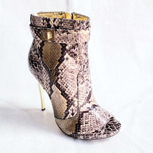 Zapatos de Mujer MC-Adamarys Snake Women Shoes Nantlis Mayoreo Wholesale