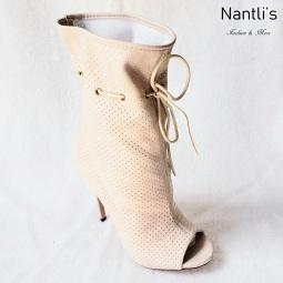 Zapatos de Mujer MC-Alectrona nude Women Shoes Nantlis Mayoreo Wholesale