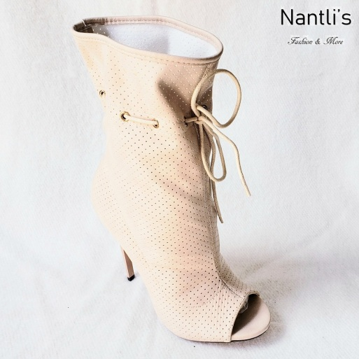 Zapatos de Mujer MC-Alectrona nude Women Shoes Nantlis Mayoreo Wholesale