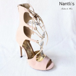 Zapatos de Mujer MC-Ceres Nude Women Shoes Nantlis Mayoreo Wholesale