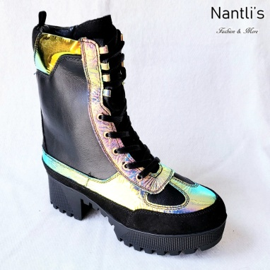 Zapatos de Mujer MC-Comander Mermaid Multi Women Shoes Nantlis Mayoreo Wholesale