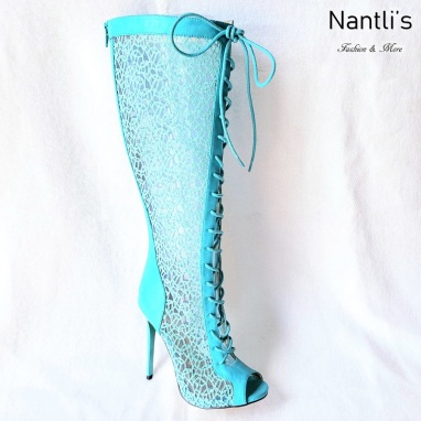 Zapatos de Mujer MC-Facunda Mint Women Shoes Nantlis Mayoreo Wholesale