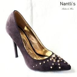 Zapatos de Mujer MC-Geraldina Black Women Shoes Nantlis Mayoreo Wholesale