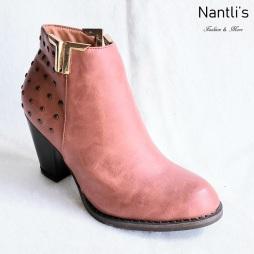 Zapatos de Mujer MC-Lucretia Mauve Women Shoes Nantlis Mayoreo Wholesale