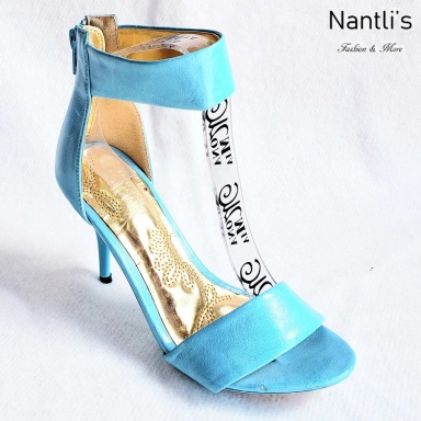 Zapatos de Mujer MC-Neidra Aqua Women Shoes Nantlis Mayoreo Wholesale