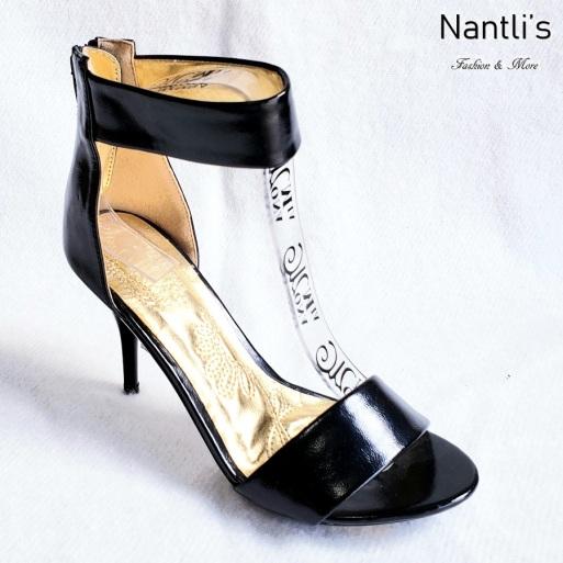 Zapatos de Mujer MC-Neidra Black Women Shoes Nantlis Mayoreo Wholesale