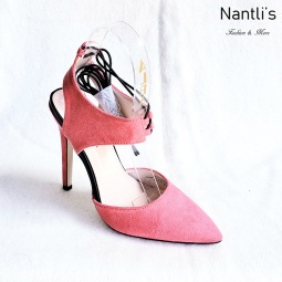 Zapatos de Mujer MC-Perla Mauve Women Shoes Nantlis Mayoreo Wholesale