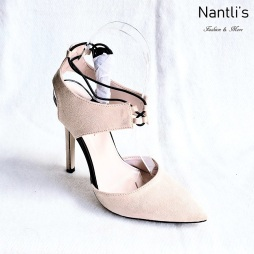 Zapatos de Mujer MC-Perla Nude Women Shoes Nantlis Mayoreo Wholesale