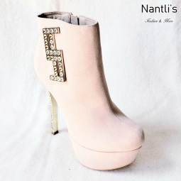 Zapatos de Mujer MC-RE13-M18 Nude Women Shoes Nantlis Mayoreo Wholesale