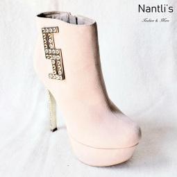 Zapatos de Mujer MC-RE13-M18 Nude Women Shoes Nantlis Mayoreo Wholesale