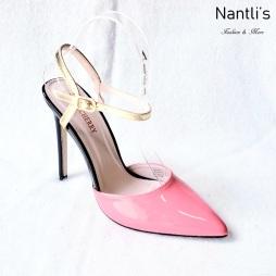 Zapatos de Mujer MC-Ricky-10 Pink Women Shoes Nantlis Mayoreo Wholesale