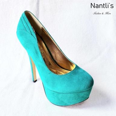 Zapatos de Mujer MC-Sierra Green Women Shoes Nantlis Mayoreo Wholesale