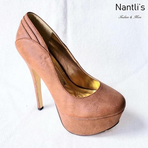 Zapatos de Mujer MC-Sierra Tan Women Shoes Nantlis Mayoreo Wholesale