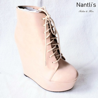 Zapatos de Mujer MC-Trigresa Nude Women Shoes Nantlis Mayoreo Wholesale