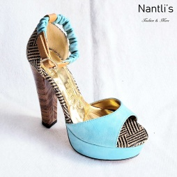 Zapatos de Mujer MC-Trinidad Mint Women Shoes Nantlis Mayoreo Wholesale