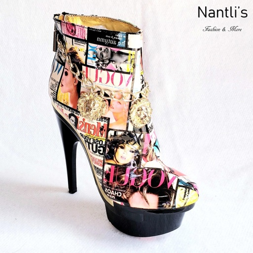 Zapatos de Mujer MC-Xaviera Vogue Women Shoes Nantlis Mayoreo Wholesale