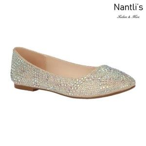 BL-Baba-87 Nude Zapatos de Mujer Mayoreo Wholesale Women flats Shoes Nantlis