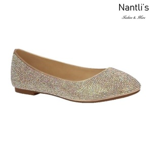 BL-Baba-88 Nude Zapatos de Mujer Mayoreo Wholesale Women flats Shoes Nantlis