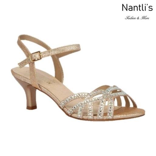 BL-Berk-212 Nude Zapatos de Mujer Mayoreo Wholesale Women Heels Shoes Nantlis