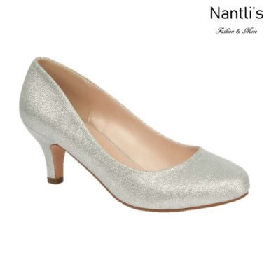 BL-Bertha-2 Silver Zapatos de Mujer Mayoreo Wholesale Women Heels Shoes Nantlis