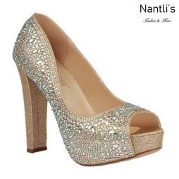 BL-Carina-121C Nude Zapatos de Mujer Mayoreo Wholesale Women Heels Bridal Shoes Nantlis