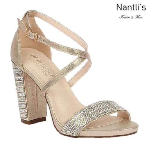 BL-Chelsea-22 Nude Zapatos de Mujer Mayoreo Wholesale Women Heels Bridal Shoes Nantlis