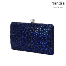 BL-HB-Reese-3 Navy Cartera de Mujer Mayoreo Wholesale Womens Hand Bag Nantlis