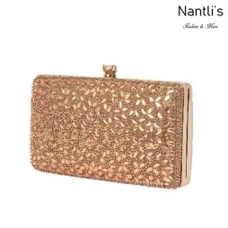 BL-HB-Reese-3 Rose Gold Cartera de Mujer Mayoreo Wholesale Womens Hand Bag Nantlis