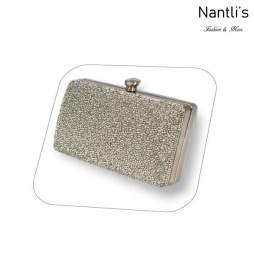 BL-HB-Reese-5 Silver Cartera de Mujer Mayoreo Wholesale Womens Hand Bag Nantlis