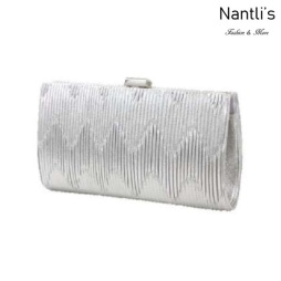 BL-HB136A Silver Cartera de Mujer Mayoreo Wholesale Womens Hand Bag Nantlis