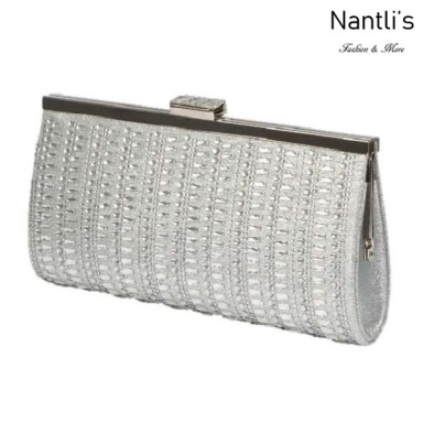 BL-HB48Q Silver Cartera de Mujer Mayoreo Wholesale Womens Hand Bag Nantlis
