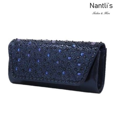 BL-HB81A Navy Cartera de Mujer Mayoreo Wholesale Womens Hand Bag Nantlis