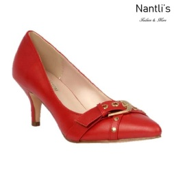 BL-Hurley-14 Red Zapatos de Mujer Mayoreo Wholesale Women Heels Shoes Nantlis