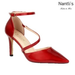 BL-Josie-11 Red Zapatos de Mujer Mayoreo Wholesale Women Heels Shoes Nantlis