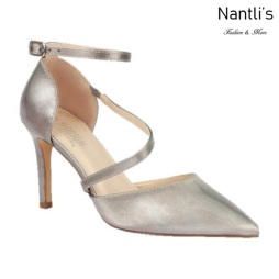 BL-Josie-11 Silver Zapatos de Mujer Mayoreo Wholesale Women Heels Shoes Nantlis