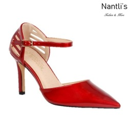 BL-Josie-78 Red Zapatos de Mujer Mayoreo Wholesale Women Heels Shoes Nantlis