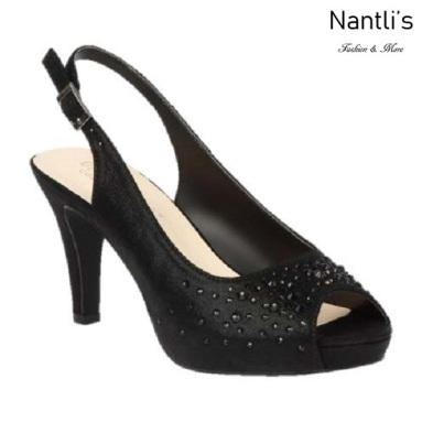 BL-Kenny-21 Black Zapatos de Mujer Mayoreo Wholesale Women Heels Shoes Nantlis