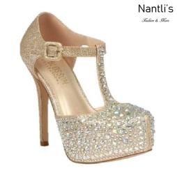 BL-Kinko-201 Nude Zapatos de Mujer Mayoreo Wholesale Women Heels Bridal Shoes Nantlis