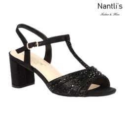 BL-Martina-12 Black Zapatos de Mujer Mayoreo Wholesale Women Heels Shoes Nantlis