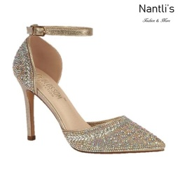 BL-Renzo-126 Nude Zapatos de Mujer Mayoreo Wholesale Women Heels Bridal Shoes Nantlis