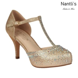 BL-Roma-59 Nude Zapatos de Mujer Mayoreo Wholesale Women Heels Bridal Shoes Nantlis