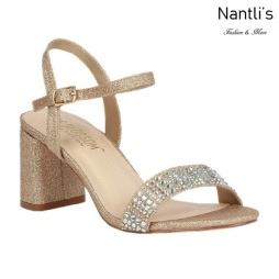 BL-Sofia-53 Champagne Zapatos de Mujer Mayoreo Wholesale Women Heels Shoes Nantlis