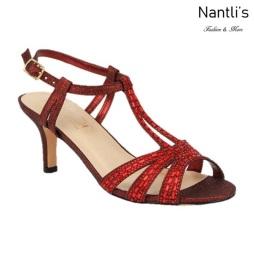 BL-Vero-76 Red Zapatos de Mujer Mayoreo Wholesale Women Heels Shoes Nantlis