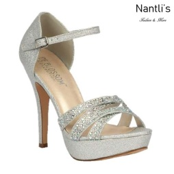 BL-Vice-282 Silver Zapatos de Mujer Mayoreo Wholesale Women Heels Shoes Nantlis
