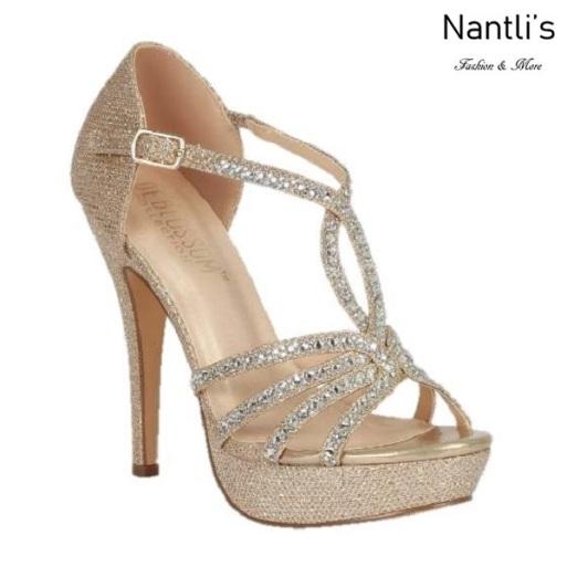 BL-Vice-283 Nude Zapatos de Mujer Mayoreo Wholesale Women Heels Bridal Shoes Nantlis